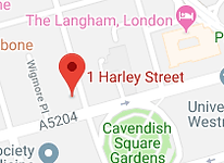 1 Harley Street map.png