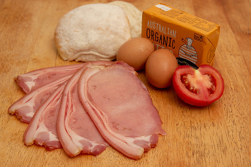Bacon - Nitrate Free $37.50 p/kg