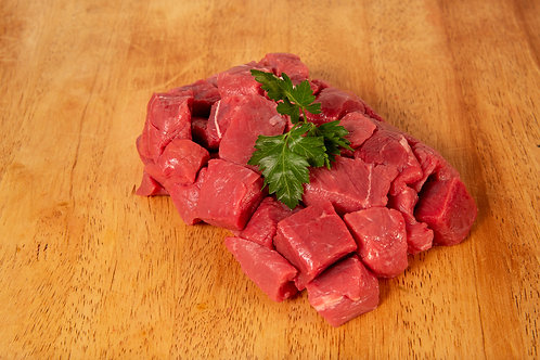 Diced Beef $25.50 p/kg