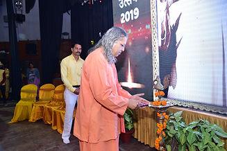 Swami Vasudevananda Giri Ji, YSS of Indi