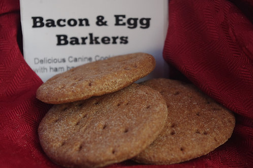 Bacon & Egg Barkers