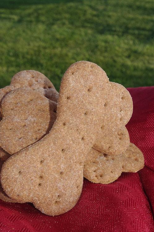 Peanut Butter Molasses Crunchers