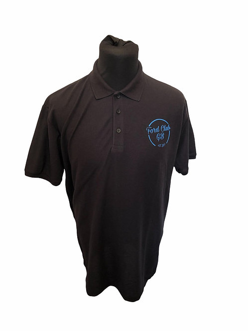 Ford Club GB  HTV  Printed Polo Shirts