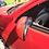 Thumbnail: Ford Focus Mk1 1998-2004 Wing Mirror Rain Deflectors Visor Smoked ,Eyebrows,