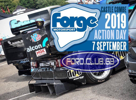 Whos  Booked For Forge Action day