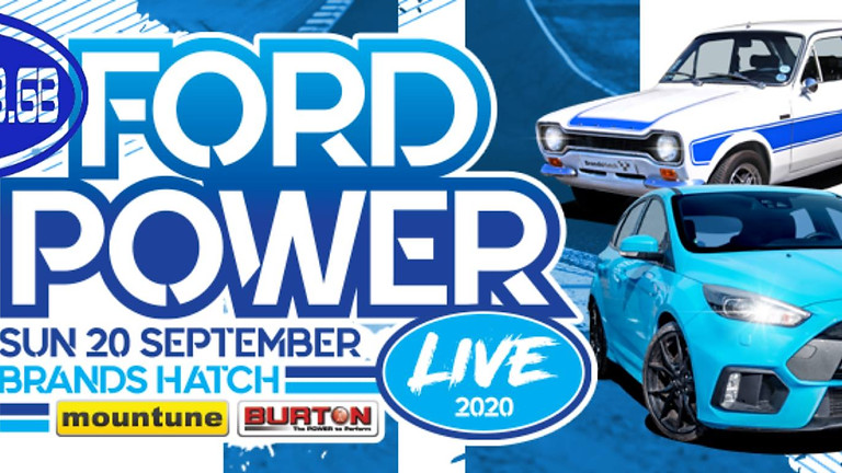 Ford Power Live  With FCGB