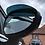 Thumbnail: Ford Fiesta Mk7  Carbon Effect  Wing Mirror rain Visors One pair