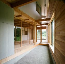加賀・光土間の家