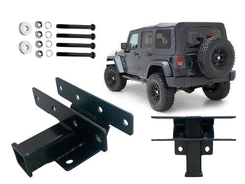 Hitch Receiver (Jeep Wrangler JK 2007-2018) (MXN$)
