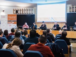 Participación de Manuel Fonseca Gallego en el foro de estructuras de edificación 2019.