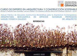 """Participación de Manuel Fonseca Gallego en la jornada """"Manual Práctico de Soluciones Constructi"""