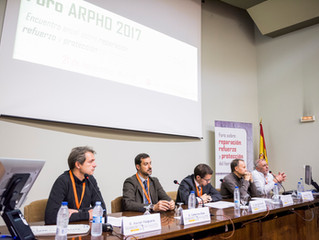 Participación de Manuel Fonseca Gallego en el foro ARPHO 2017.