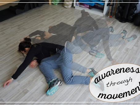 Awareness through Movement beginnings...