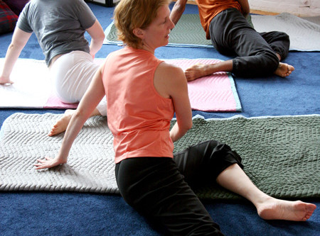 Feldenkrais Awareness Through Movement (ATM)