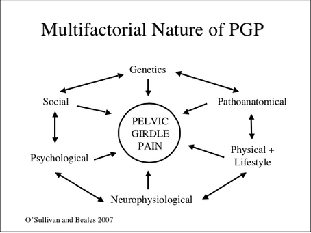 Pelvic Girdle Pain (PGP) in pregnancy