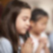 Kinder Beten