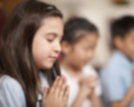 Children Praying