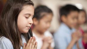 Pause for Hope Prayer for Children