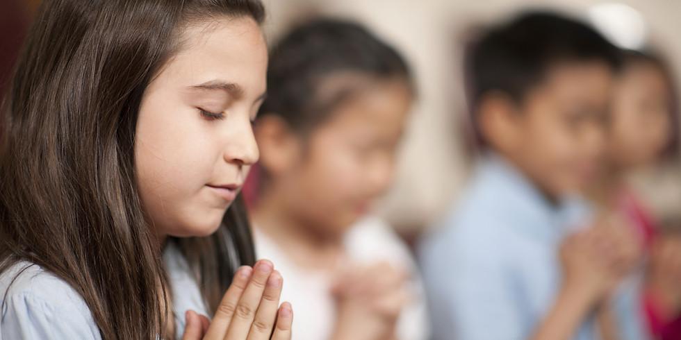 RENCONTRE DE DECOUVERTE DE JESUS pour les enfants de 7 ans