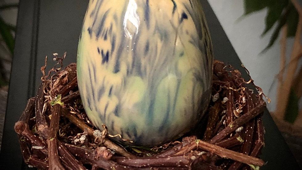 Handmade Ceramic Egg (individual) B