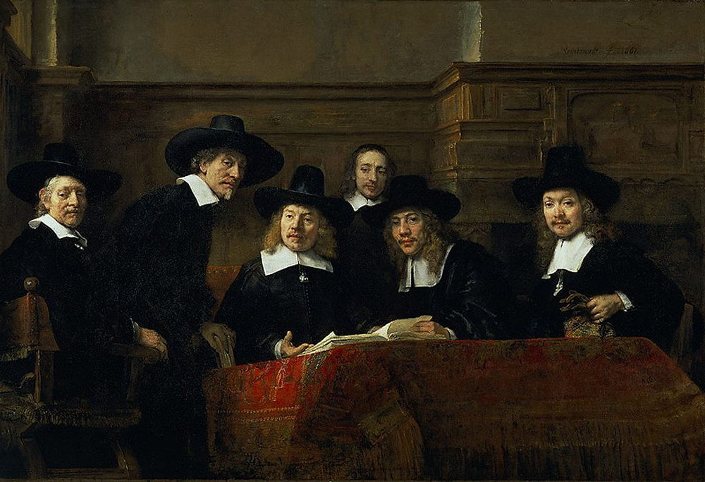 rembrandts painting