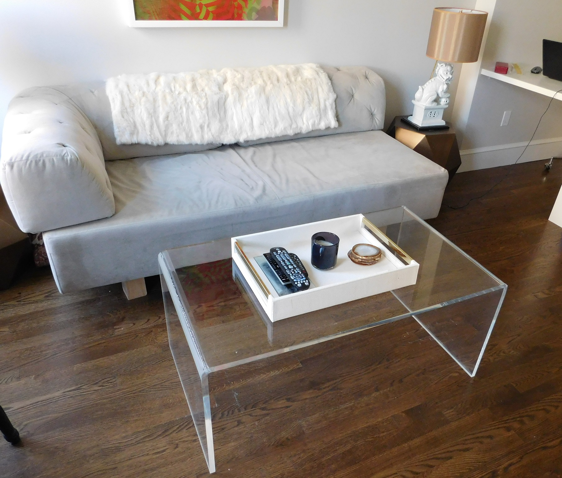 Coffee Table-Waterfall edge_short