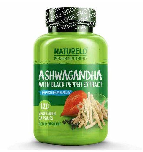 Ashwagandha For Stress and Fat Burning