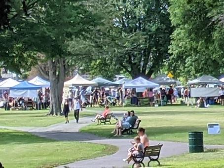 Market Day August 7