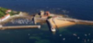 photos aériennes St Jean de Luz, paramoteur ulm