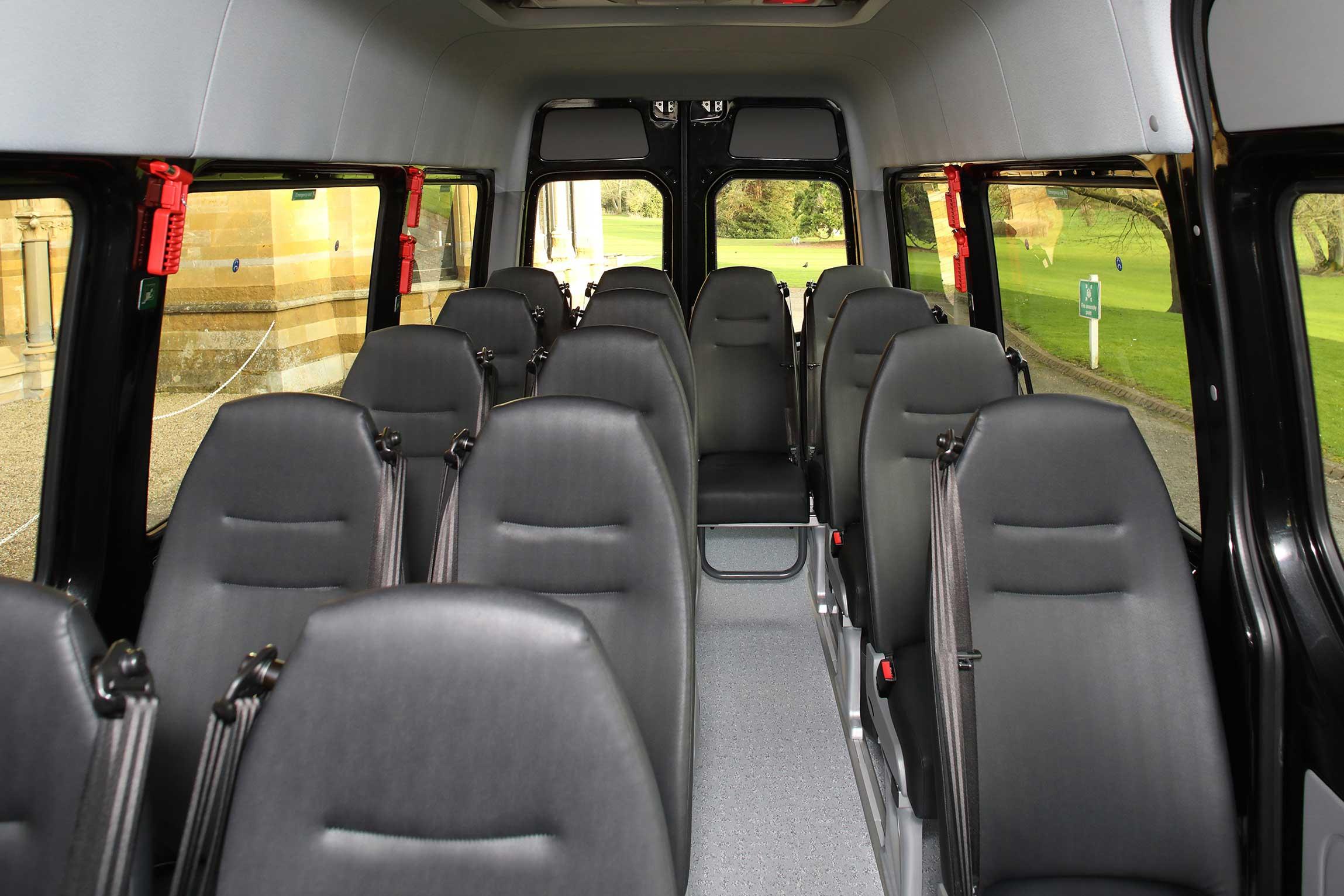 Mercedes-Benz minibus