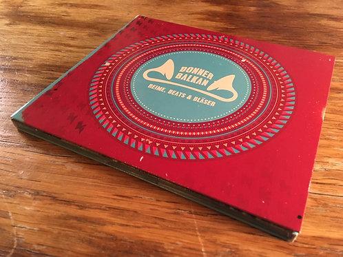 Reime, Beats & Bläser - CD