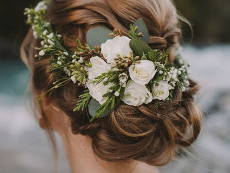Bridal Hair trends 2018