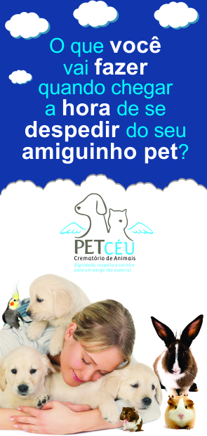 PET CÉU | flyer