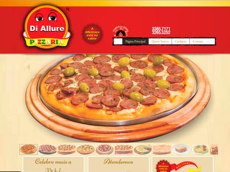 Pizzaria Di Allure | Site