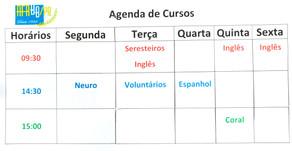 Cursos AFABB/PR 2020