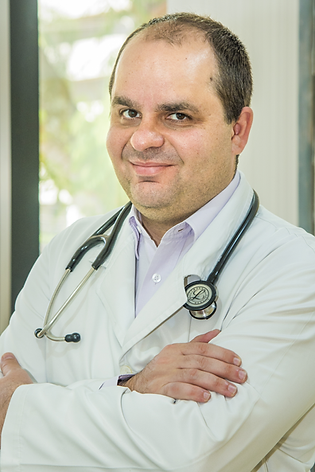 Dr Hudson Fameli - Neurolologista - Ceclin São Camilo - Curitiba