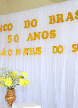 50 ano de BB em São Mateus do Sul