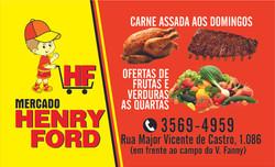 HENRY FORD  | logo e imã