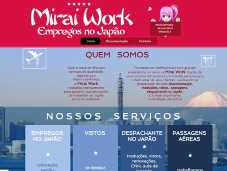 Mirai Work   Site