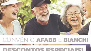 Parceria AFABB/PR e Bianchi Joalheiros