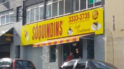SÓQUINDINS | fachada