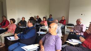 PREVI para Participantes - Curso de Educação Previdenciária - Março/17 - Curitiba - Fotos