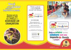 CRIANÇA ARTEIRA | folder