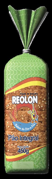 Pão Integral  Reolon