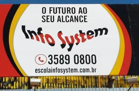 Escola Info System | Outdoor