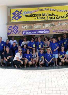 50 ano de BB em Francisco Beltrão