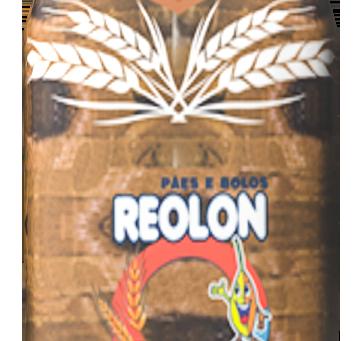 Pães Reolon | Embalagem Pão com Chocolate