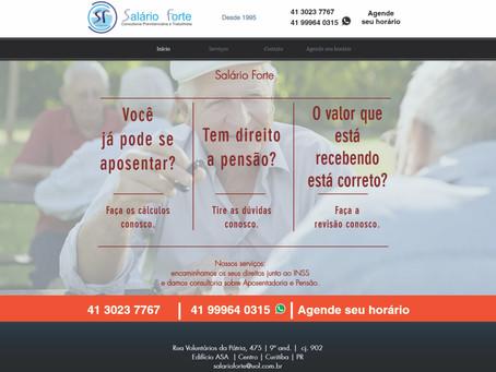 Salário Forte | Site
