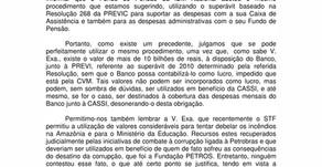 Carta ao Presidente do Banco do Brasil