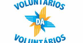 A Reinvenção do Grupo Voluntários da Voluntários em tempos de COVID-19
